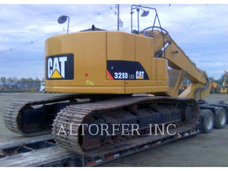 CATERPILLAR TRACK EXCAVATORS 328DL CR equipment  photo 4
