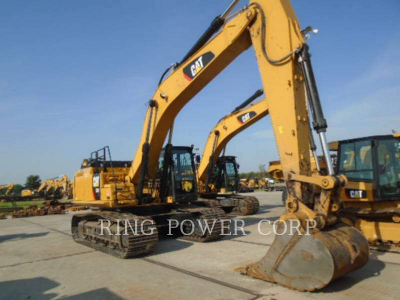Caterpillar EXCAVATOARE PE ŞENILE 349FL 5 YD equipment  photo 2