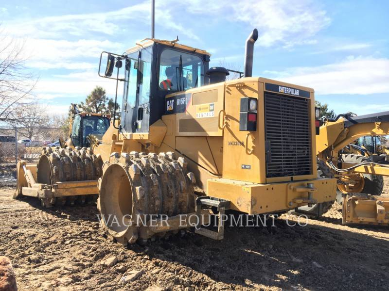 CATERPILLAR WHEEL LOADERS/INTEGRATED TOOLCARRIERS 815F2 equipment  photo 2