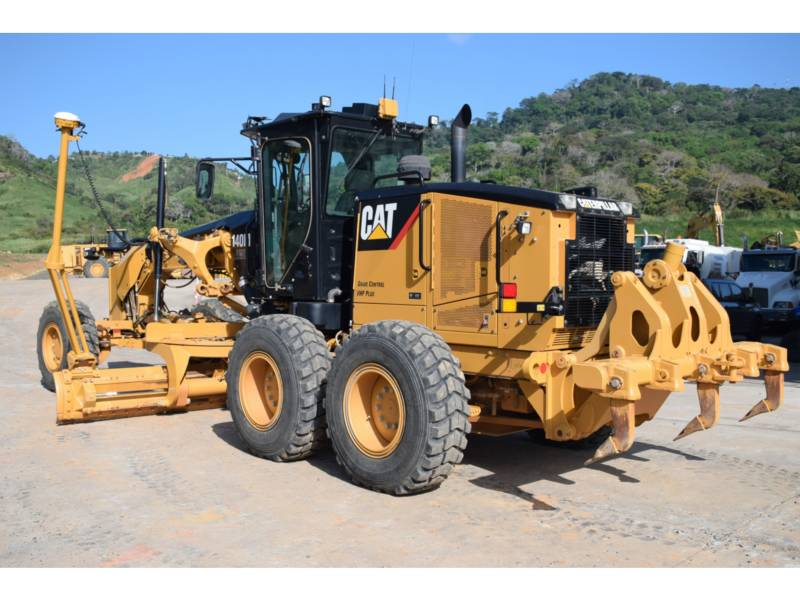 CATERPILLAR NIVELEUSES 140 M VHP PLUS (AWD) equipment  photo 4