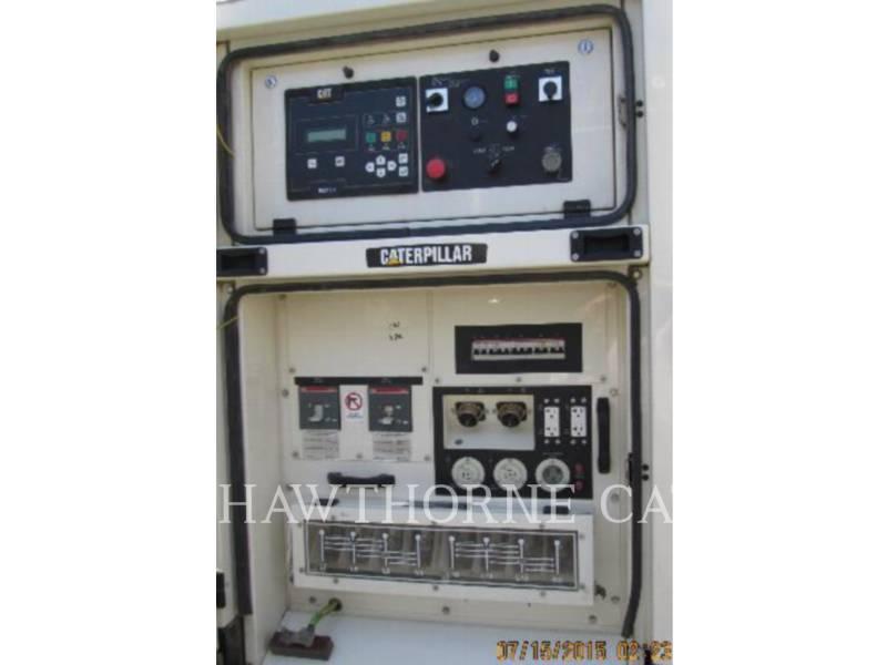 CATERPILLAR PORTABLE GENERATOR SETS XQ100-6 equipment  photo 4
