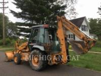 CASE BACKHOE LOADERS 580SL equipment  photo 4