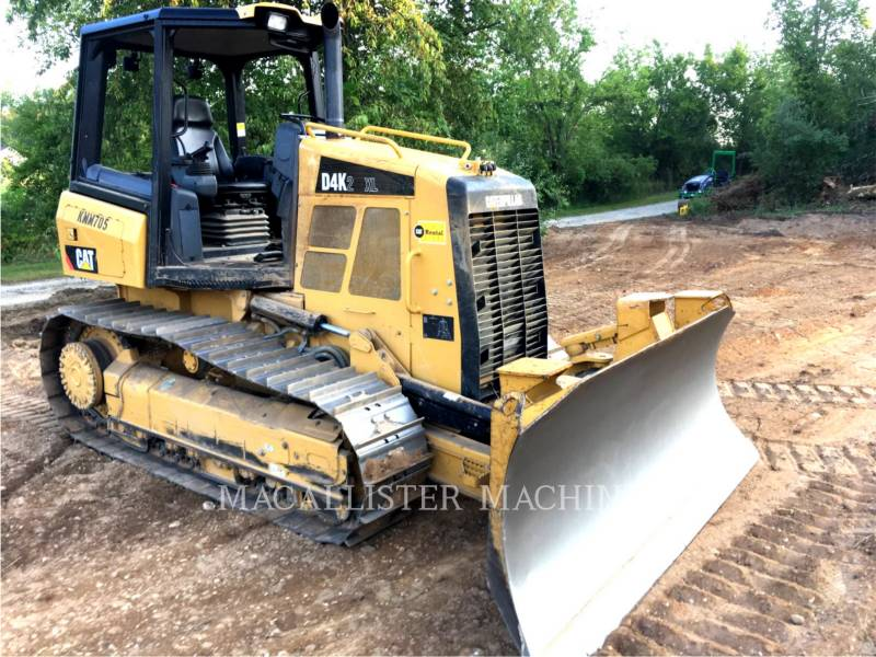 CATERPILLAR KETTENDOZER D4K2XL equipment  photo 2