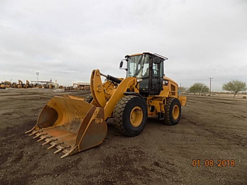 CATERPILLAR PALE GOMMATE/PALE GOMMATE MULTIUSO 938K equipment  photo 1