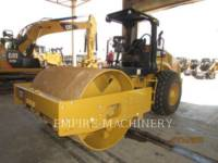 CATERPILLAR COMPATTATORE A SINGOLO TAMBURO VIBRANTE LISCIO CS56B equipment  photo 3