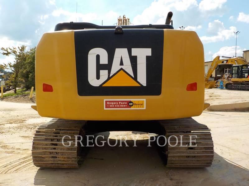 Caterpillar EXCAVATOARE PE ŞENILE 320E/HYD equipment  photo 13
