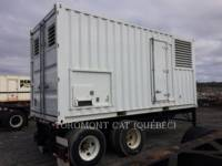 Equipment photo CATERPILLAR 545KW_ 600VOLTS_ 3412 MOBILE GENERATOR SETS 1