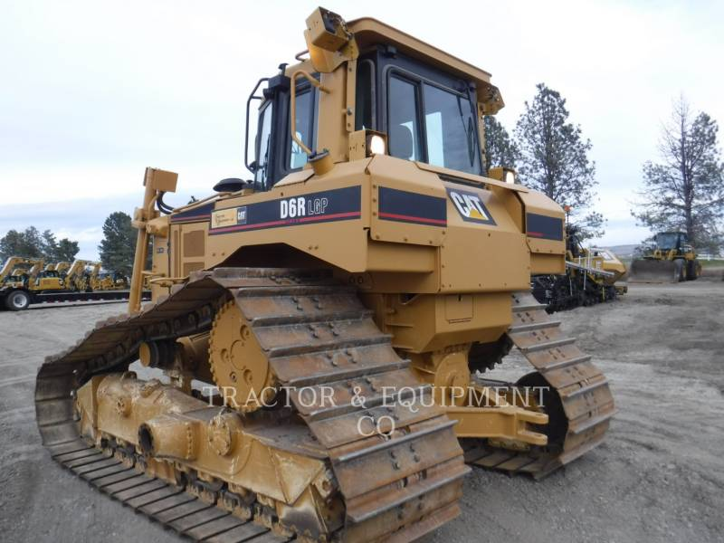 CATERPILLAR CIĄGNIKI GĄSIENICOWE D6R LGP equipment  photo 6