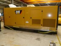 Equipment photo CATERPILLAR C18 固定式発電装置 1