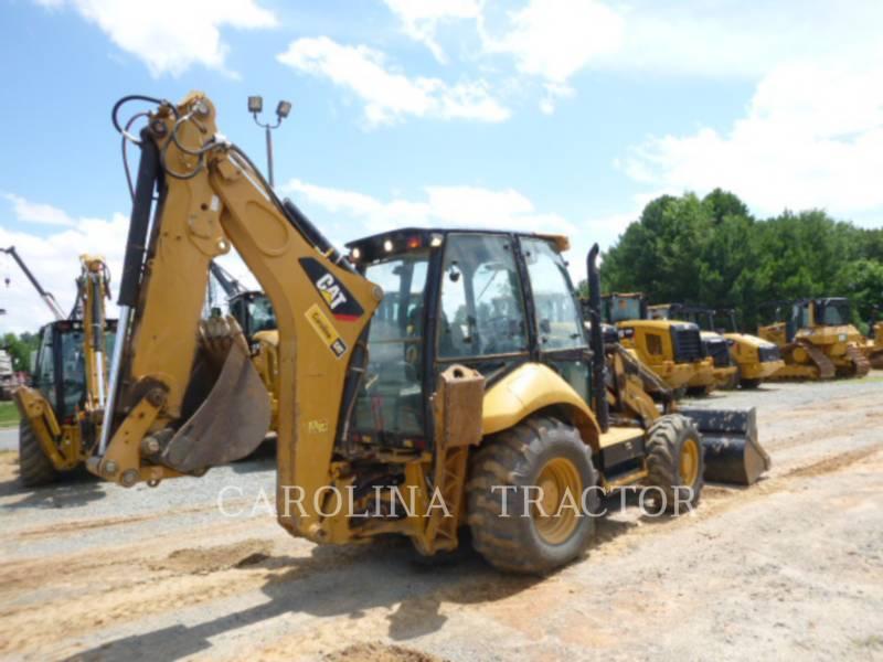 CATERPILLAR RETROESCAVADEIRAS 420F equipment  photo 5