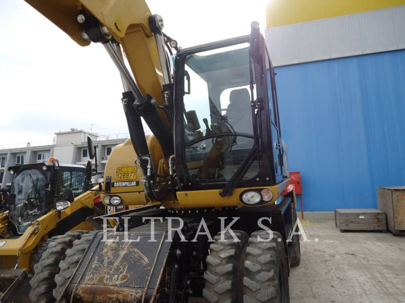 CATERPILLAR MOBILBAGGER M318D equipment  photo 11