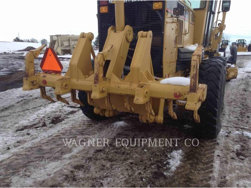 CATERPILLAR MOTORGRADER 140H equipment  photo 5