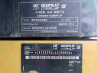 CATERPILLAR RUPSGRAAFMACHINES 329DL equipment  photo 8