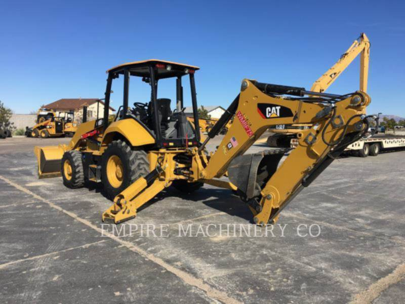 CATERPILLAR BAGGERLADER 416F2 4EO equipment  photo 3