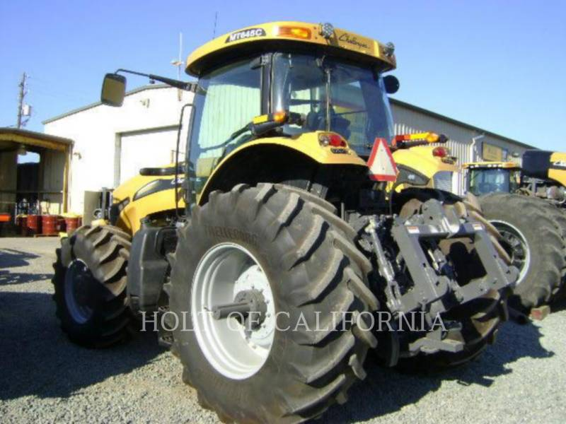 CHALLENGER TRACTEURS AGRICOLES MT645C   GR10519 equipment  photo 2