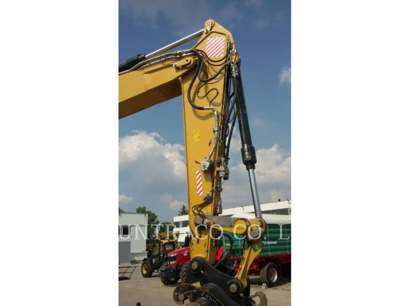 CATERPILLAR WHEEL EXCAVATORS M315D equipment  photo 20