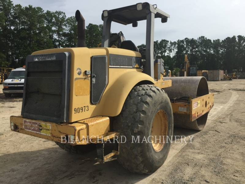 CATERPILLAR COMPACTADORES DE SUELOS CS-563D equipment  photo 5