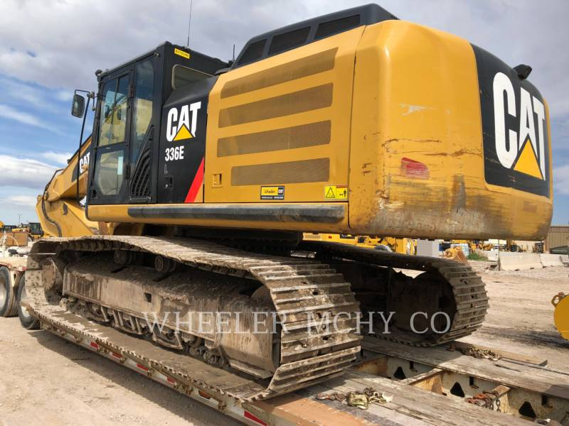 Caterpillar EXCAVATOARE PE ŞENILE 336E L equipment  photo 9