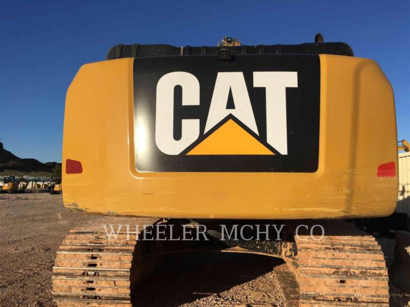 CATERPILLAR TRACK EXCAVATORS 336F L THM equipment  photo 3