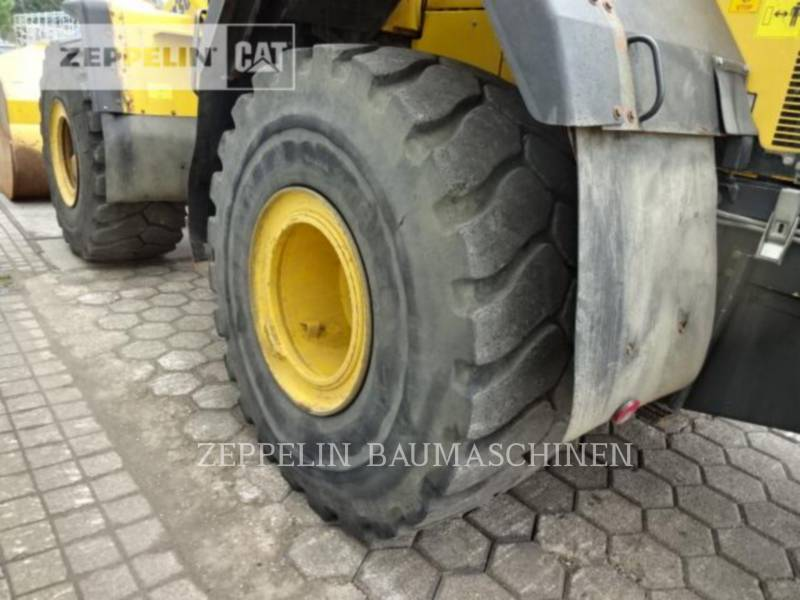 KOMATSU LTD. WHEEL LOADERS/INTEGRATED TOOLCARRIERS WA480LC-6 equipment  photo 14