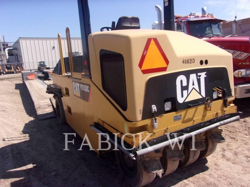 CATERPILLAR ASPHALT PAVERS PS150C equipment  photo 5