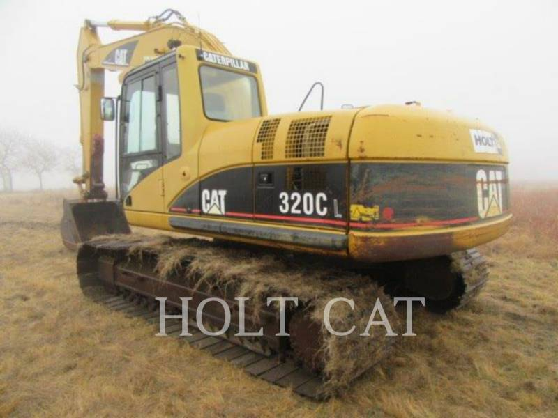 CATERPILLAR TRACK EXCAVATORS 320CL equipment  photo 3