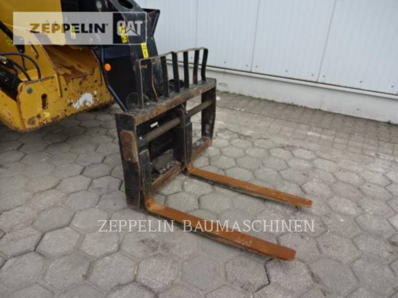 CATERPILLAR TELESKOPSTAPLER TH414CGC equipment  photo 9