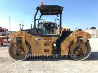 Equipment photo CATERPILLAR CB54B AMAP ROLO COMPACTADOR DE ASFALTO DUPLO TANDEM 1