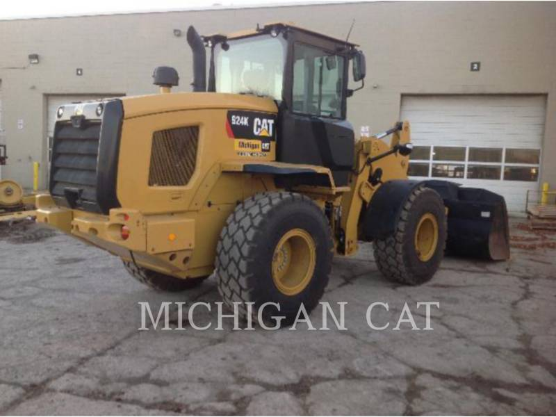 CATERPILLAR WHEEL LOADERS/INTEGRATED TOOLCARRIERS 924K HRQ equipment  photo 3