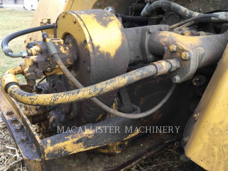 CATERPILLAR DECAPEUSES AUTOMOTRICES 627E equipment  photo 13