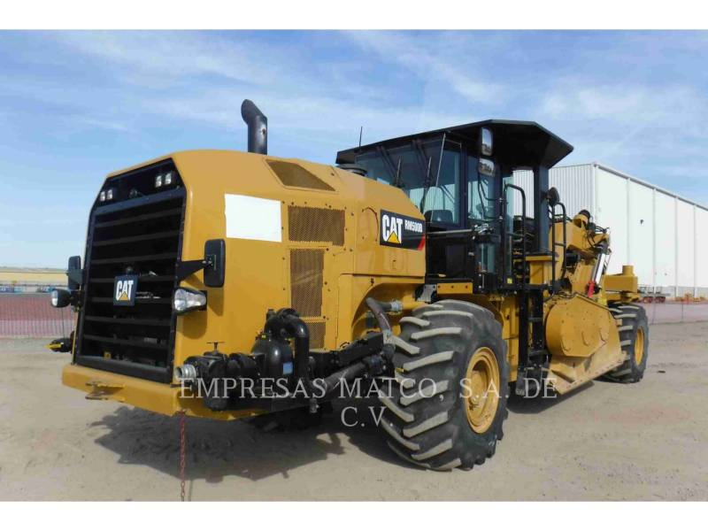 CATERPILLAR ESTABILIZADORES / RECUPERADORES DE CAMINOS RM500B equipment  photo 2