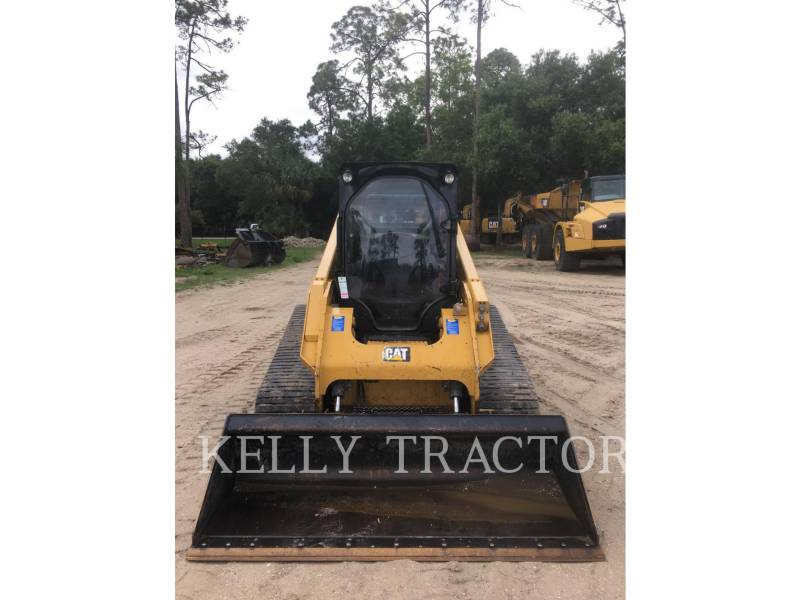 CATERPILLAR PALE CINGOLATE MULTI TERRAIN 287D equipment  photo 11