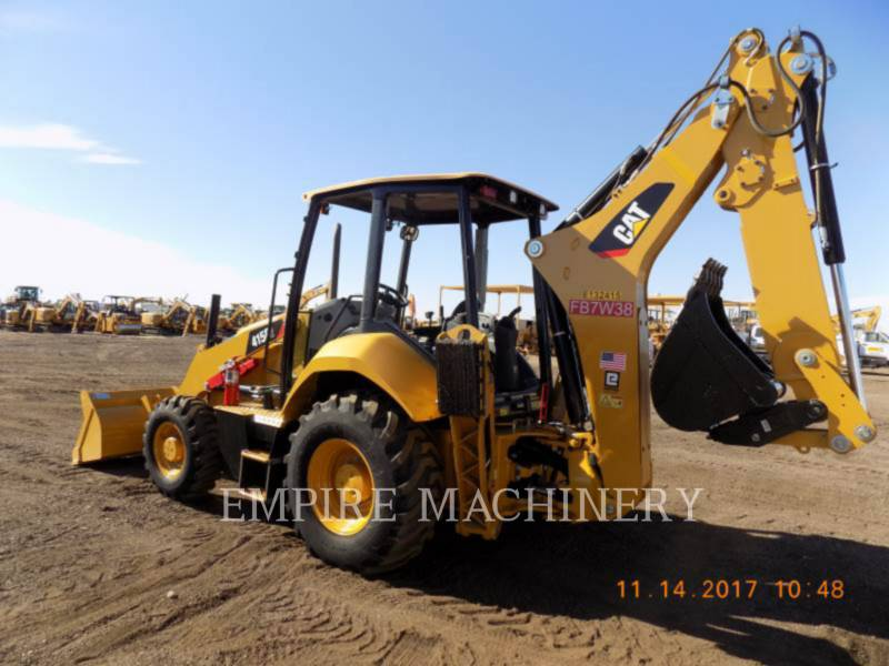 CATERPILLAR KOPARKO-ŁADOWARKI 415F2ST equipment  photo 1