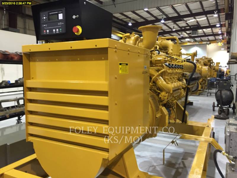 CATERPILLAR STATIONARY GENERATOR SETS G3412EP equipment  photo 6