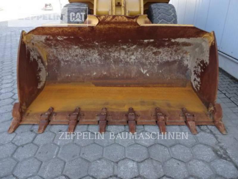 CATERPILLAR CHARGEURS SUR PNEUS/CHARGEURS INDUSTRIELS 950GC equipment  photo 16