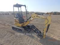 Caterpillar EXCAVATOARE PE ŞENILE 301.7DCR equipment  photo 1