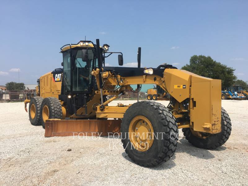 CATERPILLAR MOTORGRADER 160M2AWD equipment  photo 2