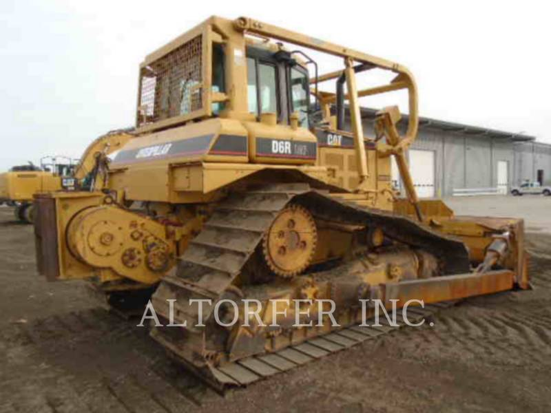 CATERPILLAR ブルドーザ D6R LGP W equipment  photo 3