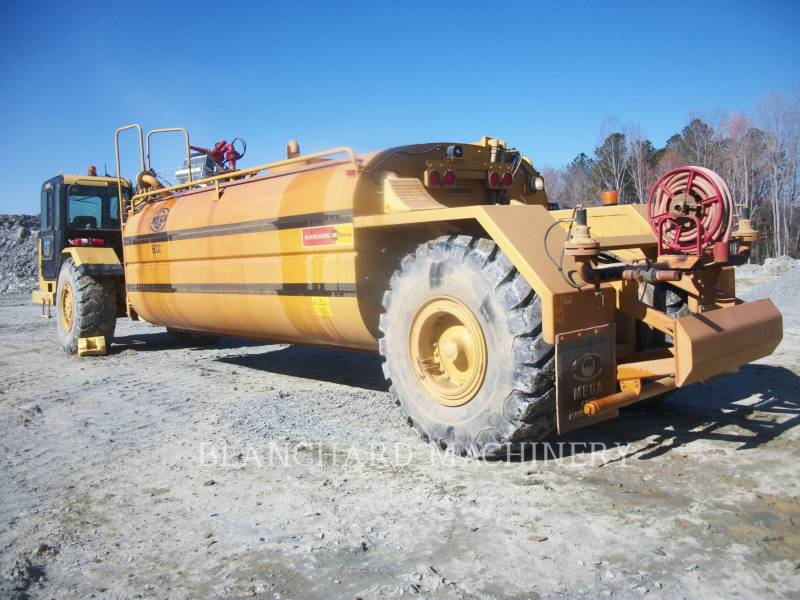 CATERPILLAR MOTOESCREPAS WW613G equipment  photo 3