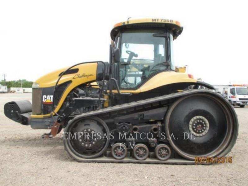 AGCO-CHALLENGER TRACTEURS AGRICOLES MT755B equipment  photo 5