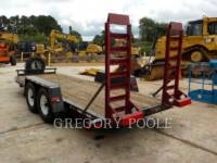 TOWMASTER TRAILERS TC-9D equipment  photo 11