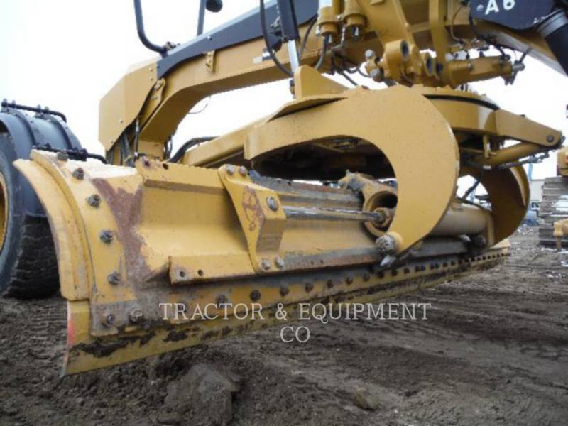 CATERPILLAR MOTONIVELADORAS 160M2 equipment  photo 11