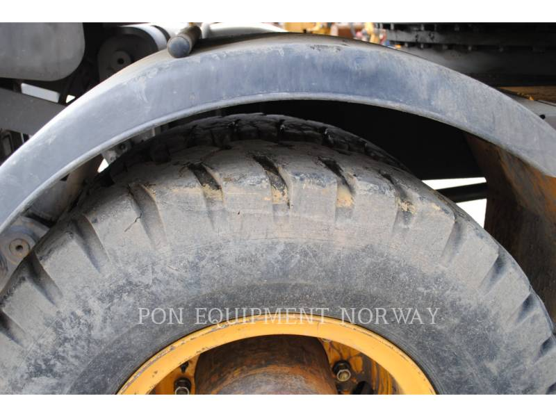 VOLVO CONSTRUCTION EQUIP BRASIL WHEEL EXCAVATORS EW 160 C equipment  photo 20