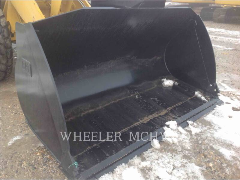 CATERPILLAR WHEEL LOADERS/INTEGRATED TOOLCARRIERS 924K HL QC equipment  photo 13
