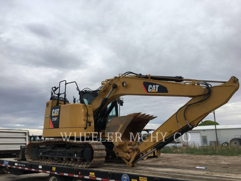 CATERPILLAR KOPARKI GĄSIENICOWE 315F CR equipment  photo 1