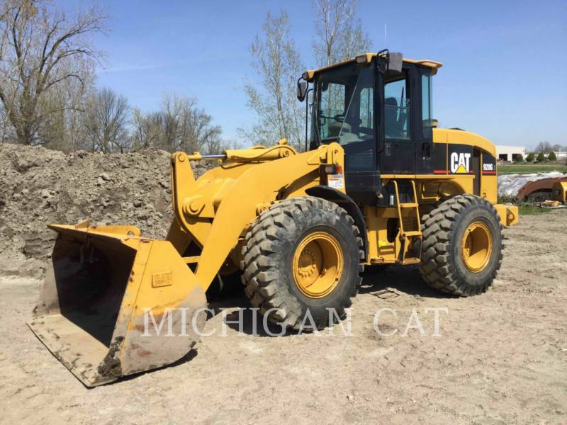 CATERPILLAR WHEEL LOADERS/INTEGRATED TOOLCARRIERS 928GZ LS equipment  photo 2
