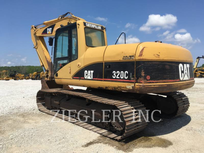 CATERPILLAR トラック油圧ショベル 320CL equipment  photo 5
