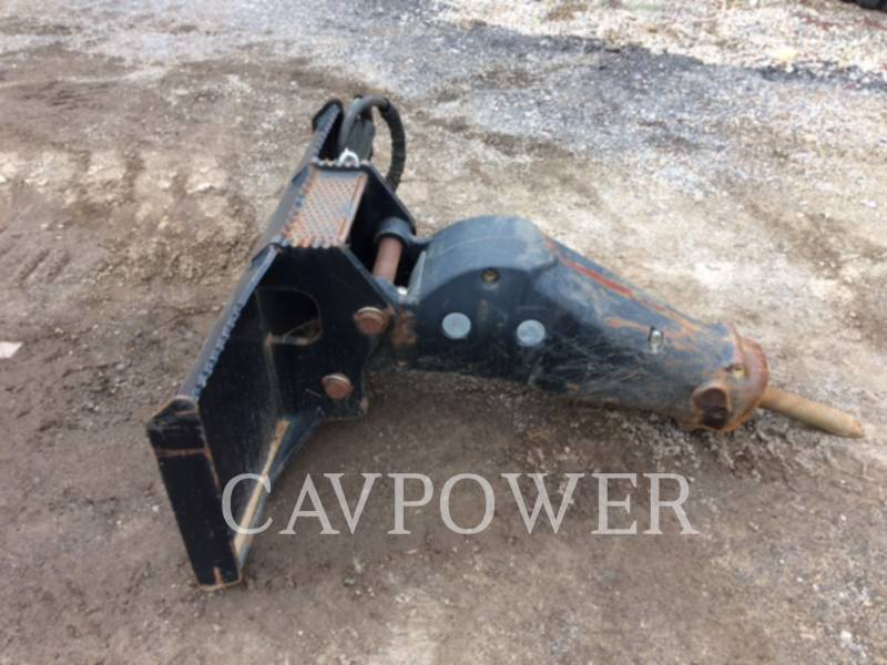 CATERPILLAR  HAMMER H55D equipment  photo 1
