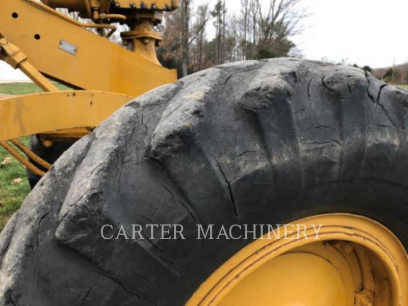 CATERPILLAR モータグレーダ 12E equipment  photo 7