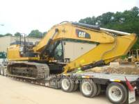 CATERPILLAR TRACK EXCAVATORS 349E equipment  photo 4